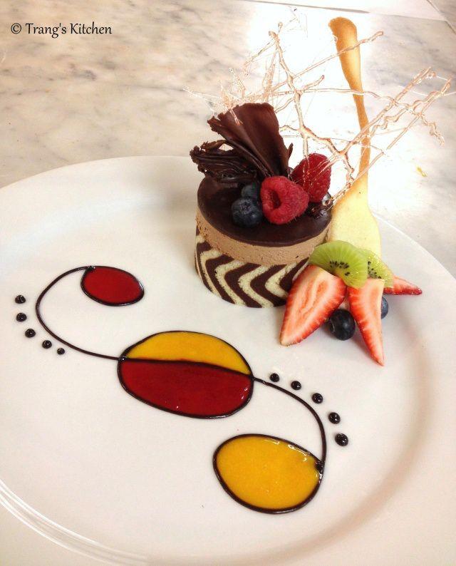 Plated Dessert Techniques | Buffet | Plated desserts ...
