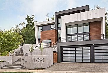 Found On Zillow Digs Contemporary House Exterior Modern House Exterior Concrete Houses
