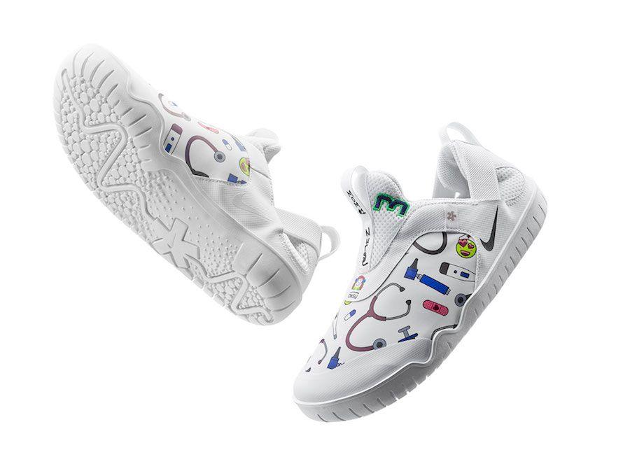 Nike Air Zoom Pulse Doernbecher Release