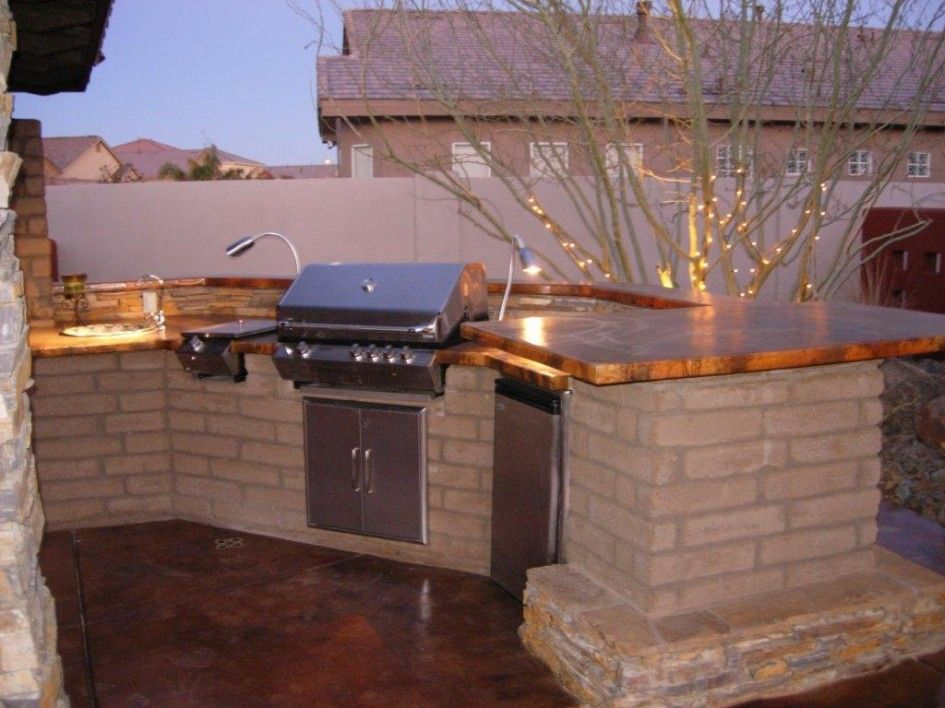 fantastic outdoor kitchen bbq designs with natural stone slab kitchen countertop and stainless on outdoor kitchen natural id=68967