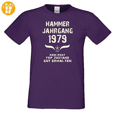 Geschenk-Set zum 38. Geburtstag : Hammer Jahrgang 1979 : Fun T-Shirt