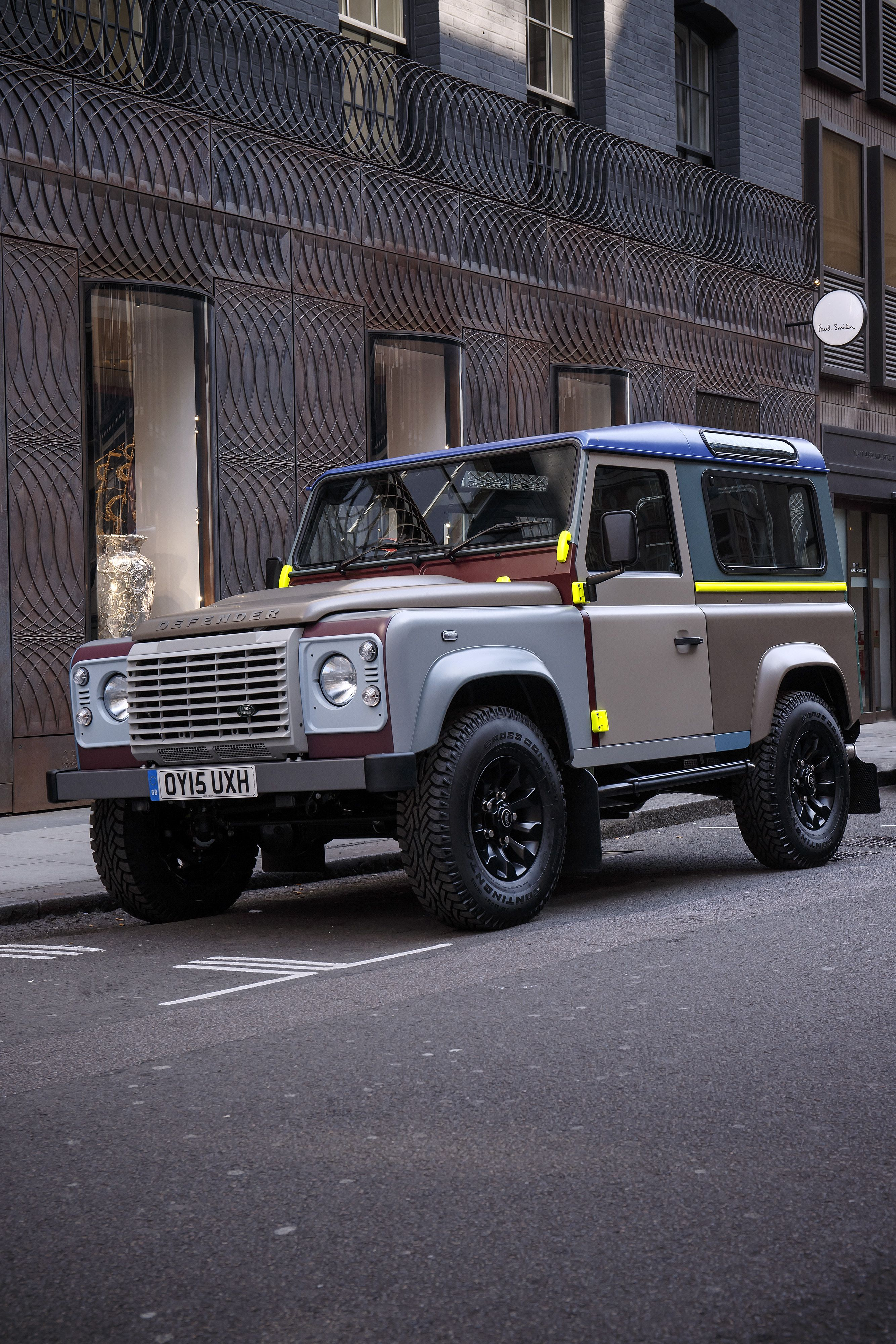 Land Rover Defender Carros Favoritos Pinterest Motos Autos Y
