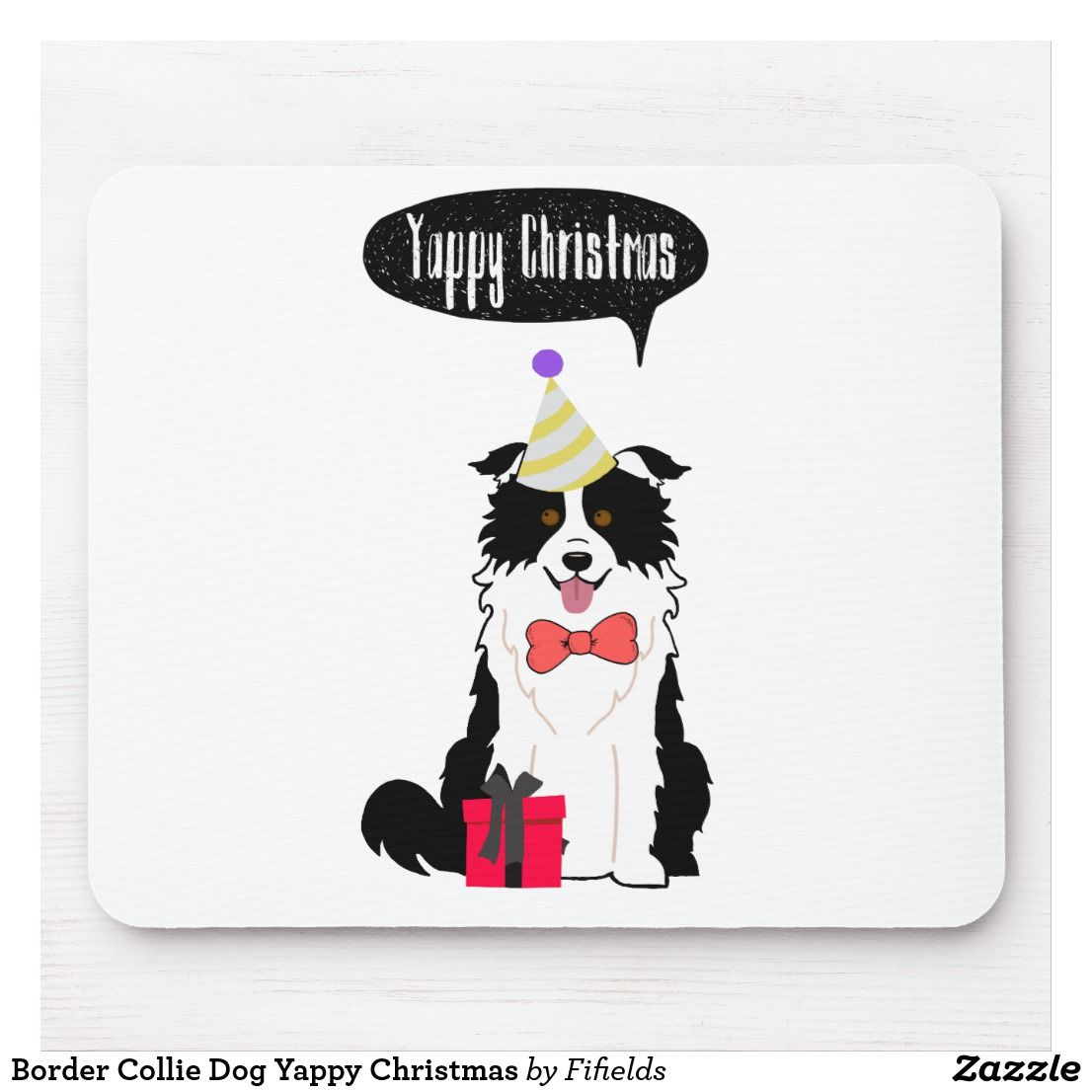 Border Collie Dog Dad Poem Christmas Ornament Zazzle Co Uk