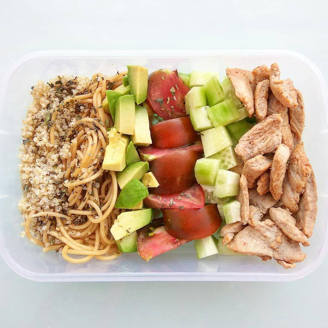 Comidas sanas para comer