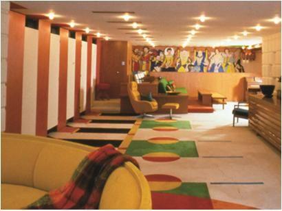 Alden B Dow Interior