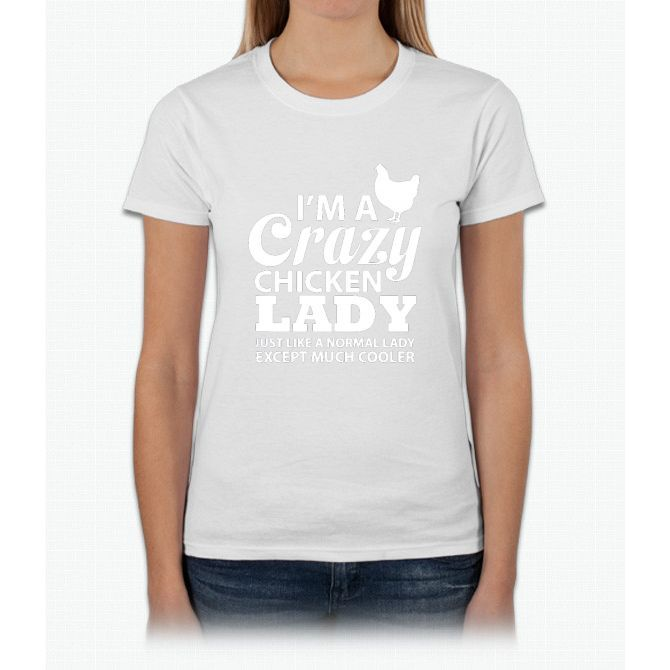 Chicken Shirt Womens T-Shirt