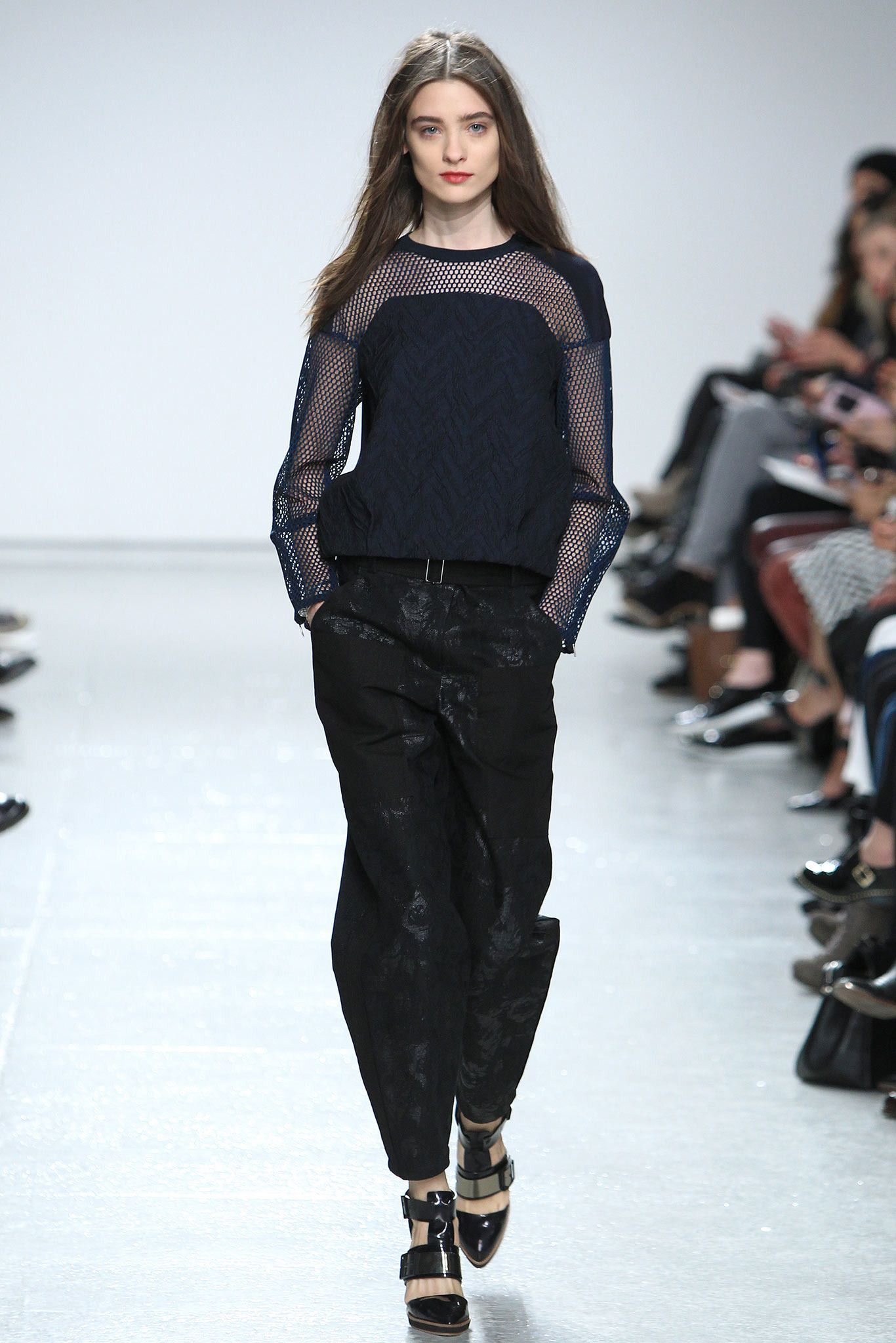 Rebecca Taylor Fall 2014 Ready-to-Wear - Collection - Gallery - Style.com