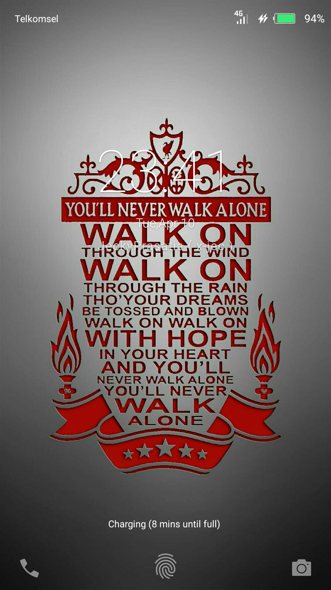 Pin Di Liverpool