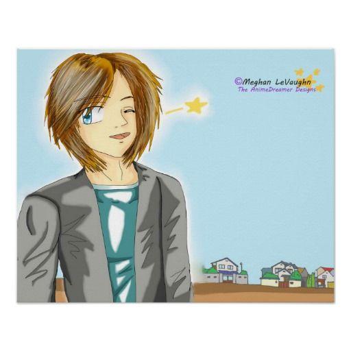 #matthewmercer #inspirational #mangaart #poster  Handsome Video Game Player Matt Poster