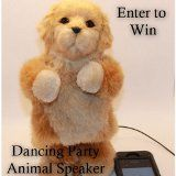 #Rafflecopter ~ Win A Dancing Party Animal Speaker ~ USA only  http://www.linkiescontestlinkies.com/2013/03/rafflecopter-win-dancing-party-animal.html