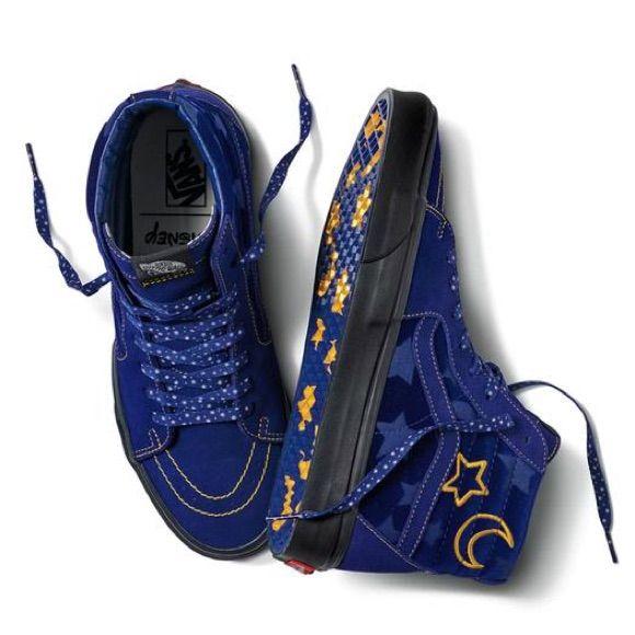 Vans Shoes | Nib Vans Disney Fantasia Shoes Sz 11
