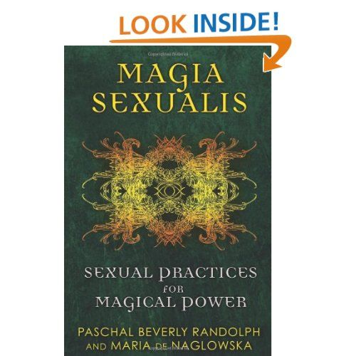 Maria de naglowska magia sexualis