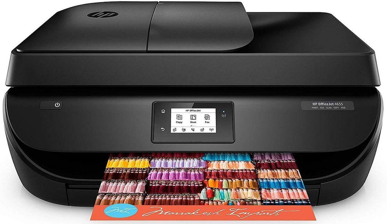 HewlettPackard OfficeJet F1J00A1H3 4655 Wireless Color