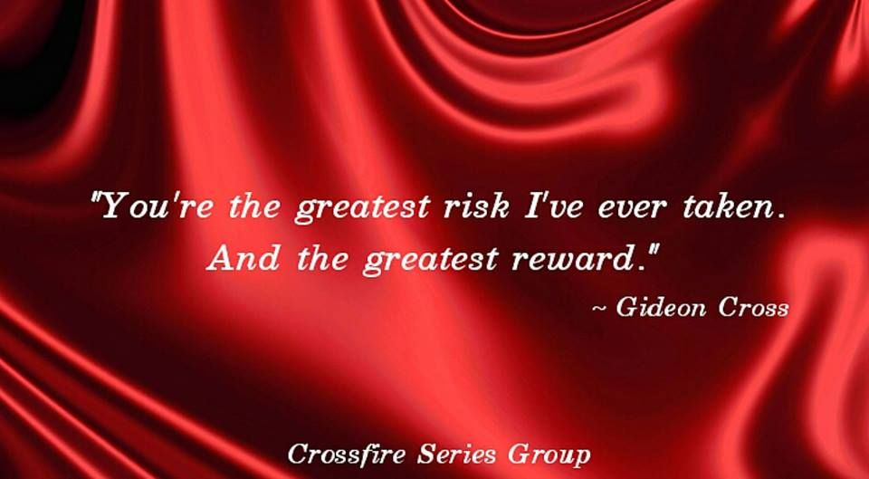 Crossfire series group on facebook crossfire series