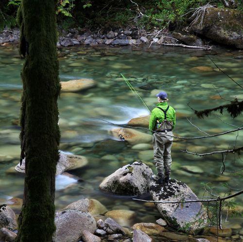Cascade Mountain Creeks Washington Emerald Water Anglers Fly Fishing Fly Fishing Tackle Trout Fishing