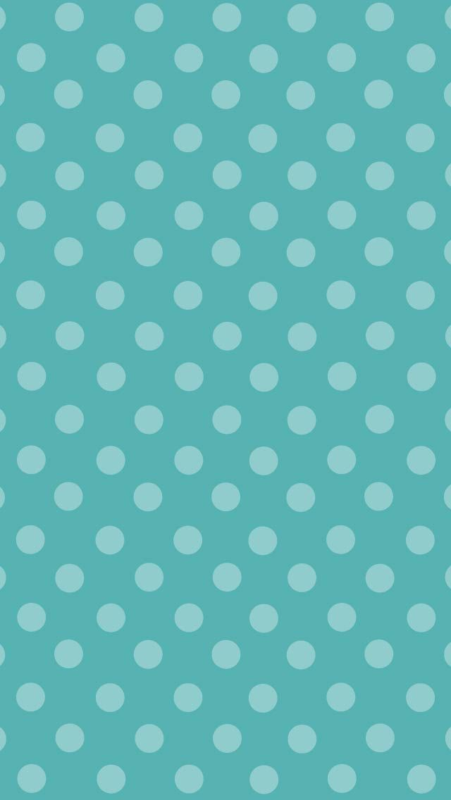 Iphone 5 New Ipod Polka Dots Wallpaper Polka Dot Background Cellphone Wallpaper