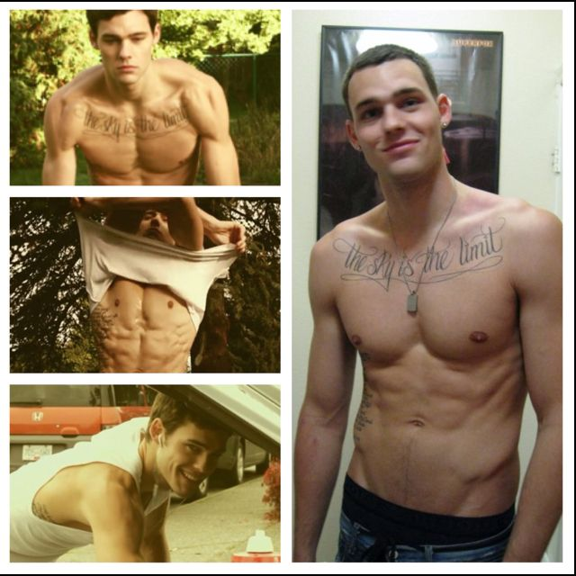 holden nowell canadian model from the call me maybe