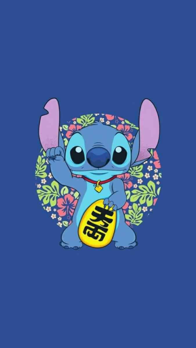 Pin By 木葉琉 On S T I T C H Stitch Cartoon Cute Stitch Cute Disney Wallpaper