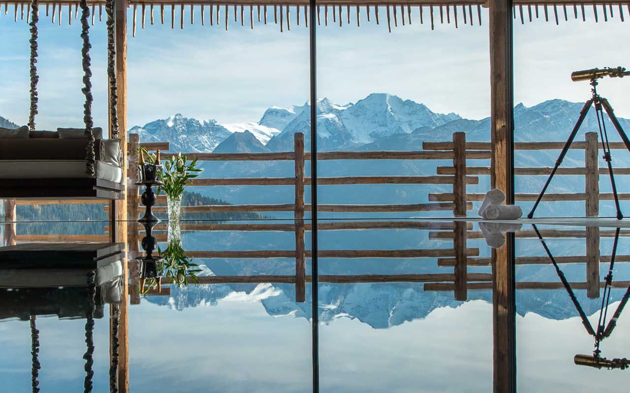 leo trippi, explore summer in verbier