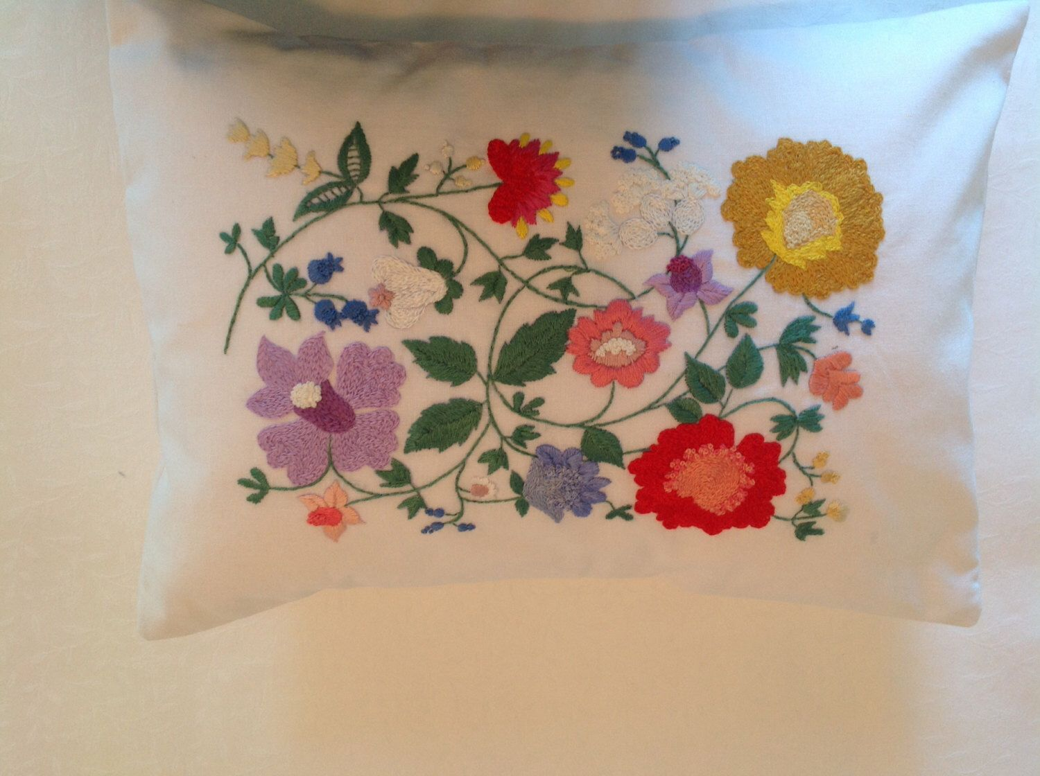 French baby pillow