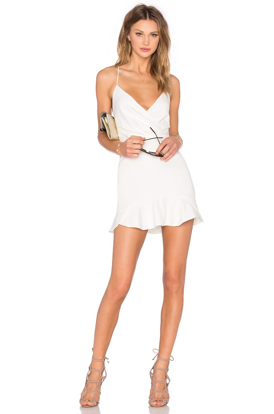 Nbd Marilyn Dress In Off White At Revolveclothing Revolve Clothing Vegas Dresses Marilyn Dress [ 1450 x 960 Pixel ]