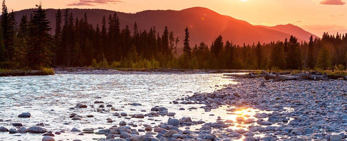 Las Rocosas Canadienses, unos de los paisajes más bonitos del mundo ...