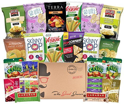 Gluten Free And Vegan Healthy Snacks Care Package 27 Pack Details Can Be Found By Clicking O Vegan Gluten Free Snacks Healthy Vegan Snacks Healthy Groceries