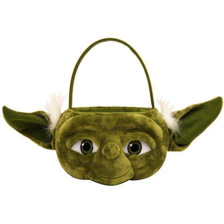 Star Wars' Yoda Jumbo Plush Basket