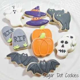 A cookie decorating diary.  How to decor...