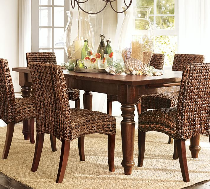 Sumner Extending Dining Table  Pottery Barn  Furniture Classy Dining Room Tables Pottery Barn Design Decoration