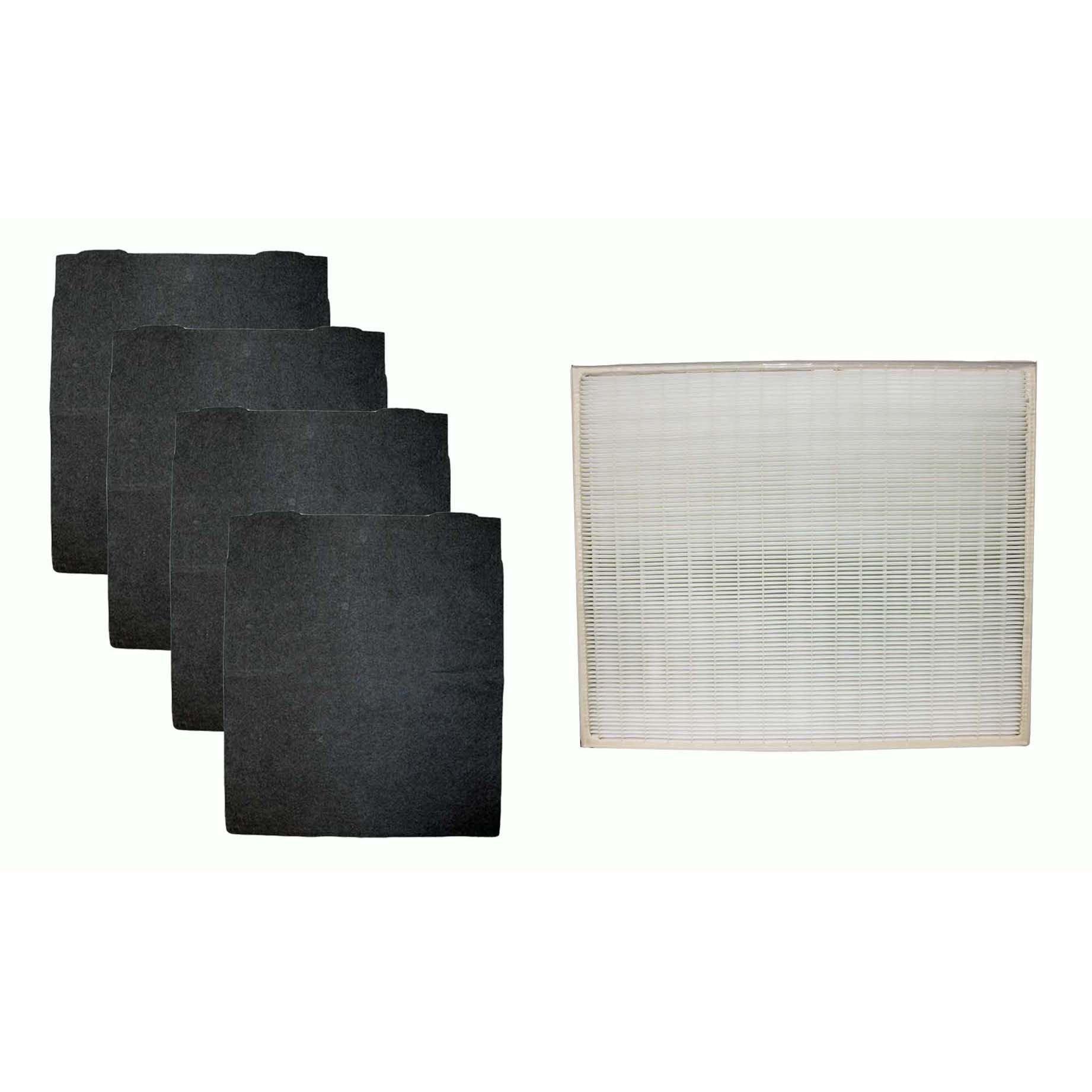4 PreFilters and 1 HEPA Filter for Select Whispure Air