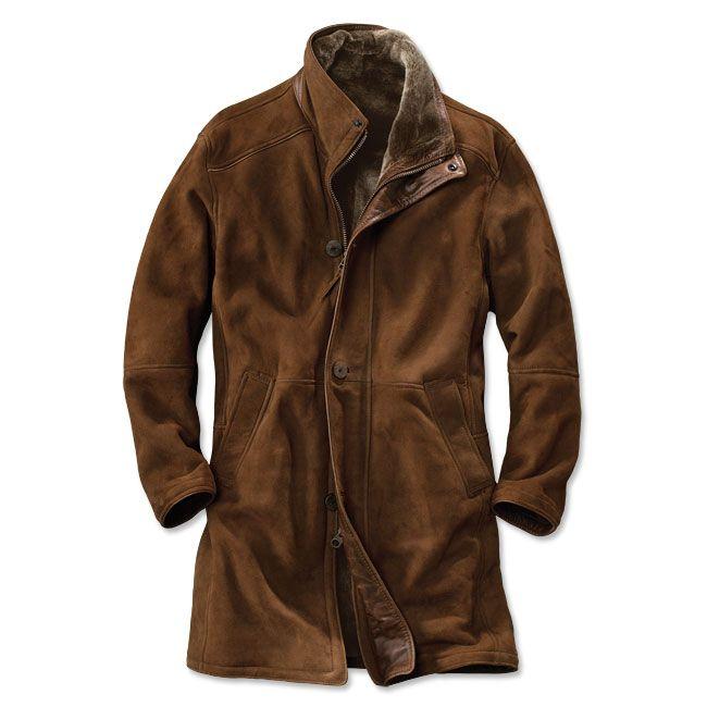 Just found this Merino Wool Jacket - Bostonian Merino Shearling ...