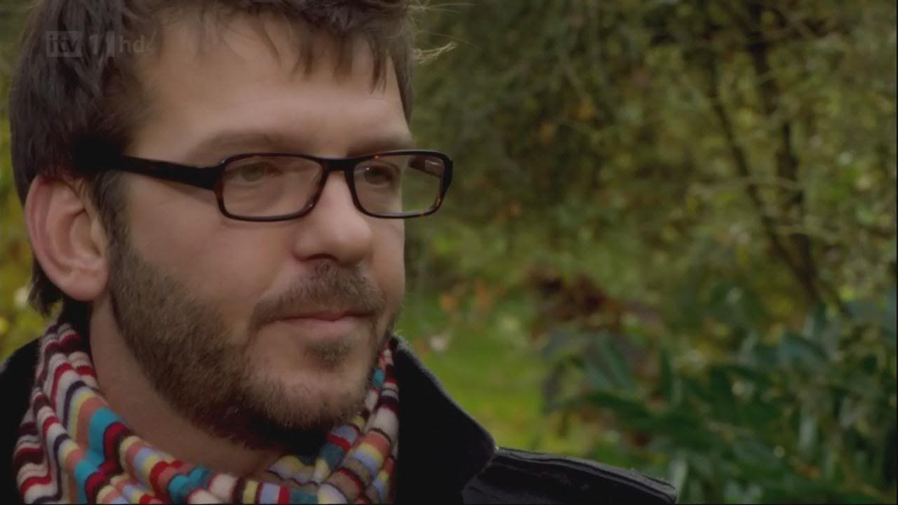 jason hughes, with beard. midsomer murders | the oblong murders