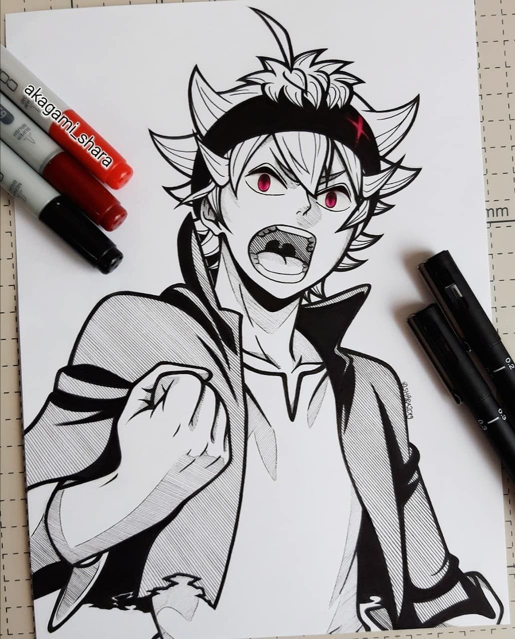 Pin By Mustafa Kaya On Gismos Black Clover Anime Black Clover Manga Anime Drawings Sketches (まだまだ) a japanese phrase that means not yet or not good enough. black clover manga anime drawings sketches