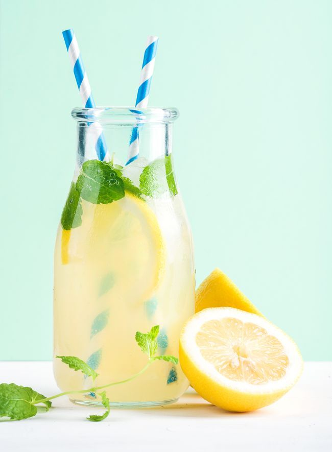 Limonade selber machen: 4 Trend-Rezepte mit Zitrone, Erdbeer oder Ingwer #bestlemonade