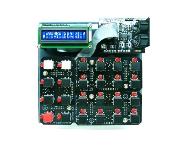 Arduino midi controller sequencer diy Arduino, Diy