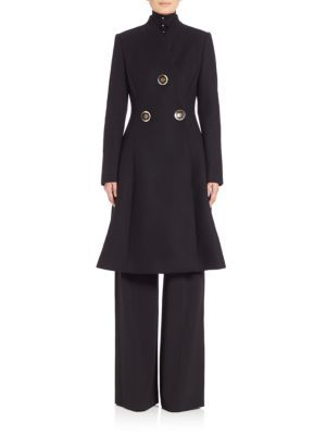 Stella McCartney Flared Three-Button Coat save -64% today http://bit.ly/SpycobPin2