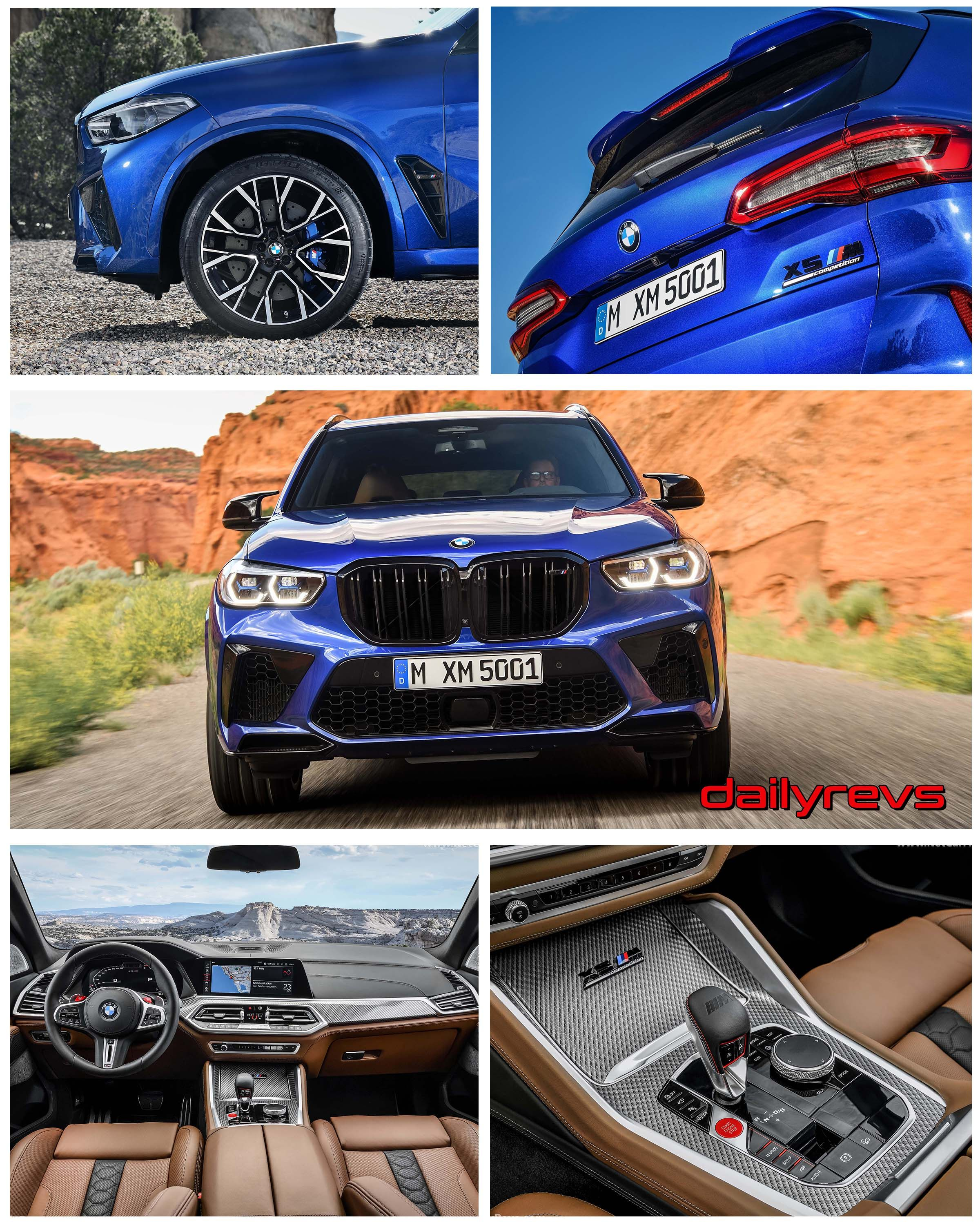 2020 Bmw X5 M Competition Hd Pictures Videos Specs Information In 2020