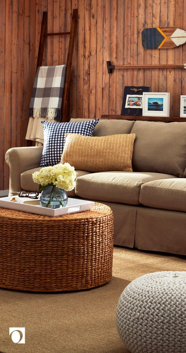 Bring the feeling of life on lake to your home with house decorating tips from overstock our guide decor ideas will help you also  cottage style family favorite interior rh pinterest