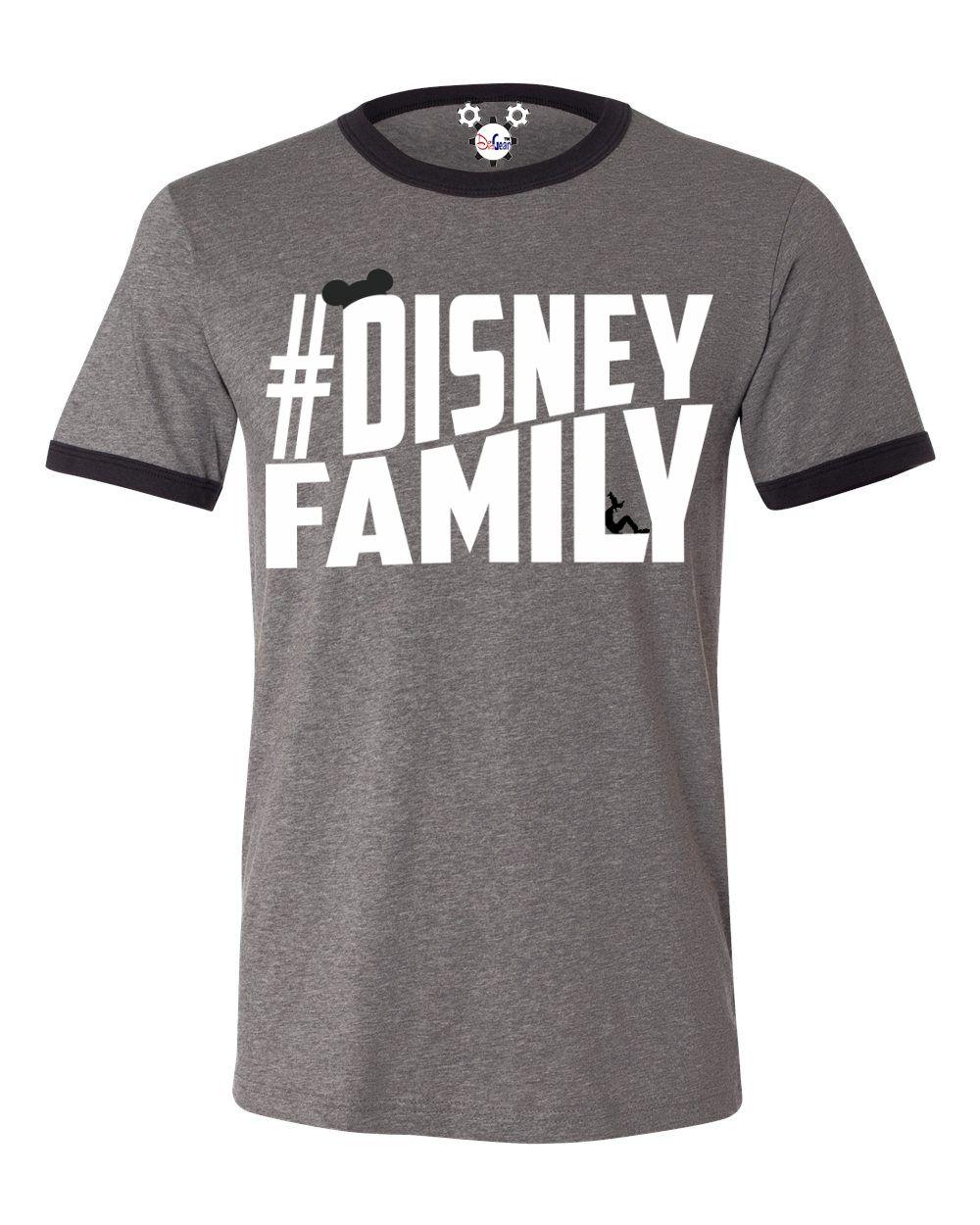 #DisneyFamily