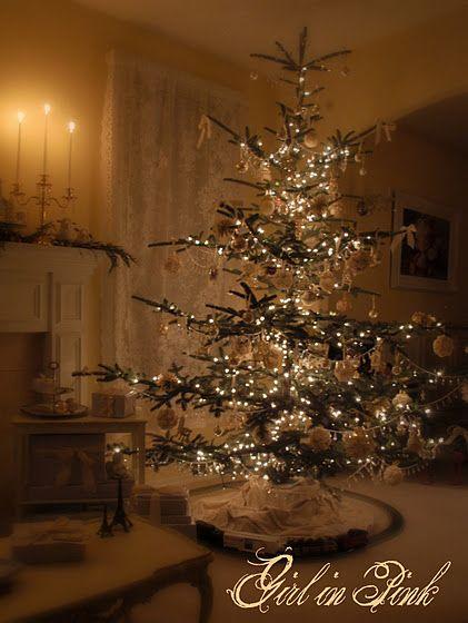 Old Fashioned Aluminum Christmas Tree