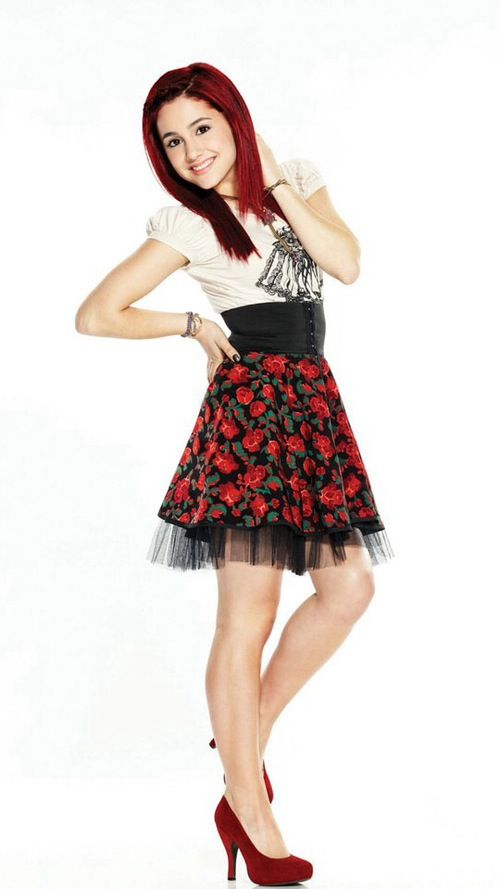 1ab13197fa Cat Valentine from Victorious.