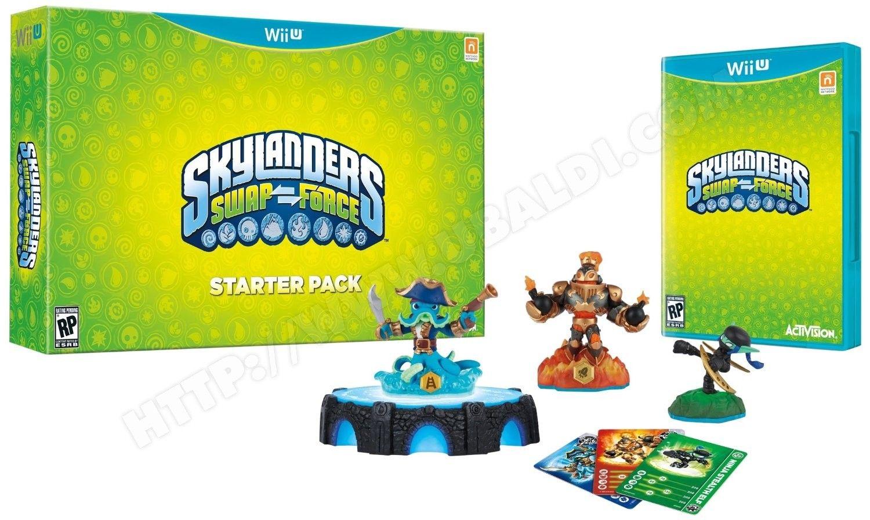 Jeu activision skylanders swap force wiiu par ici les - Skylanders jeux gratuit ...