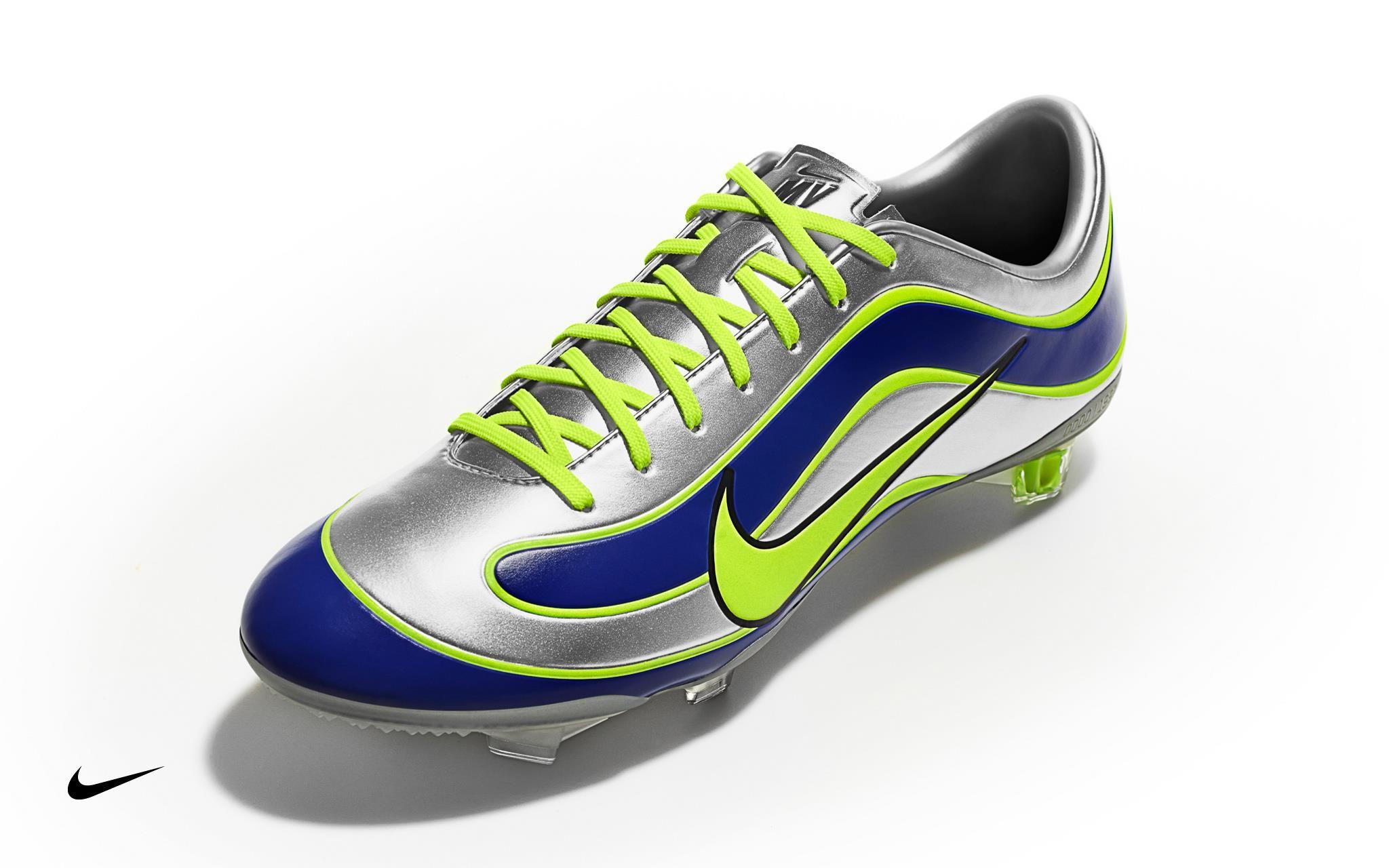 The Nike Mercurial Vapor IX Special Edition