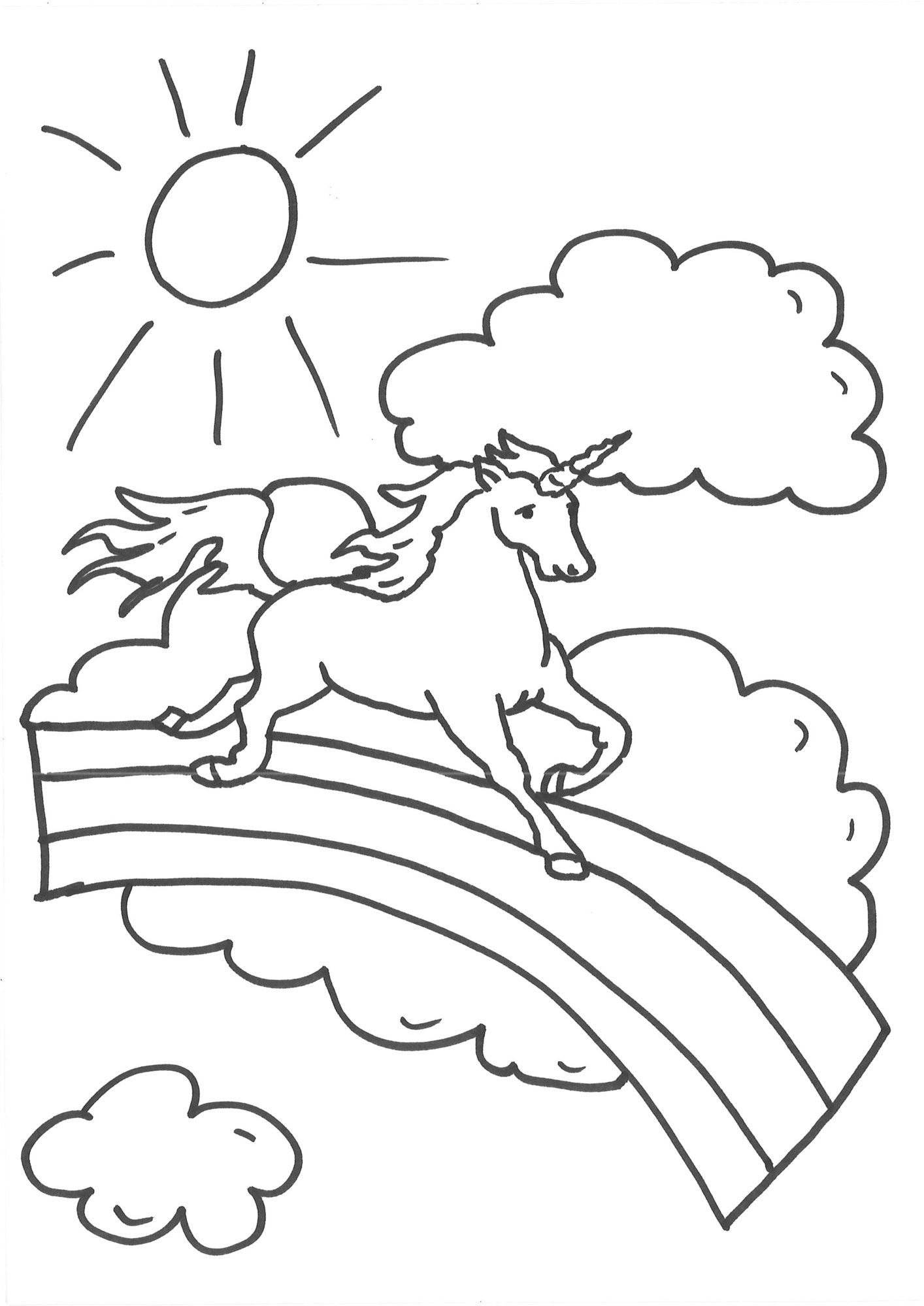 Pin By Super Malvorlagen On Einhorn Malvorlagen Animal Coloring Pages Creation Coloring Pages Animal Coloring Books