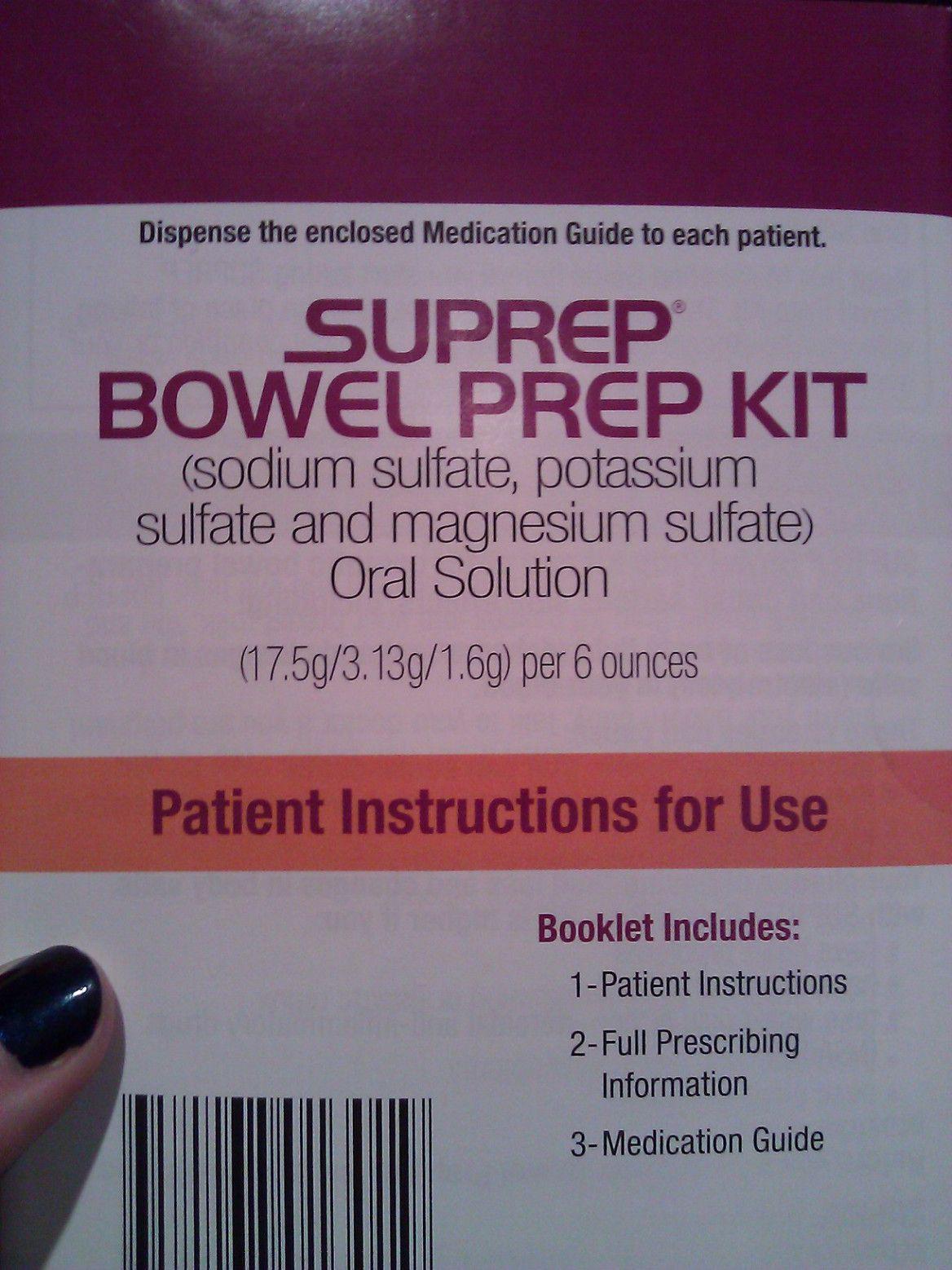 Some extrafun colonoscopy prep tips Prepping, Tips