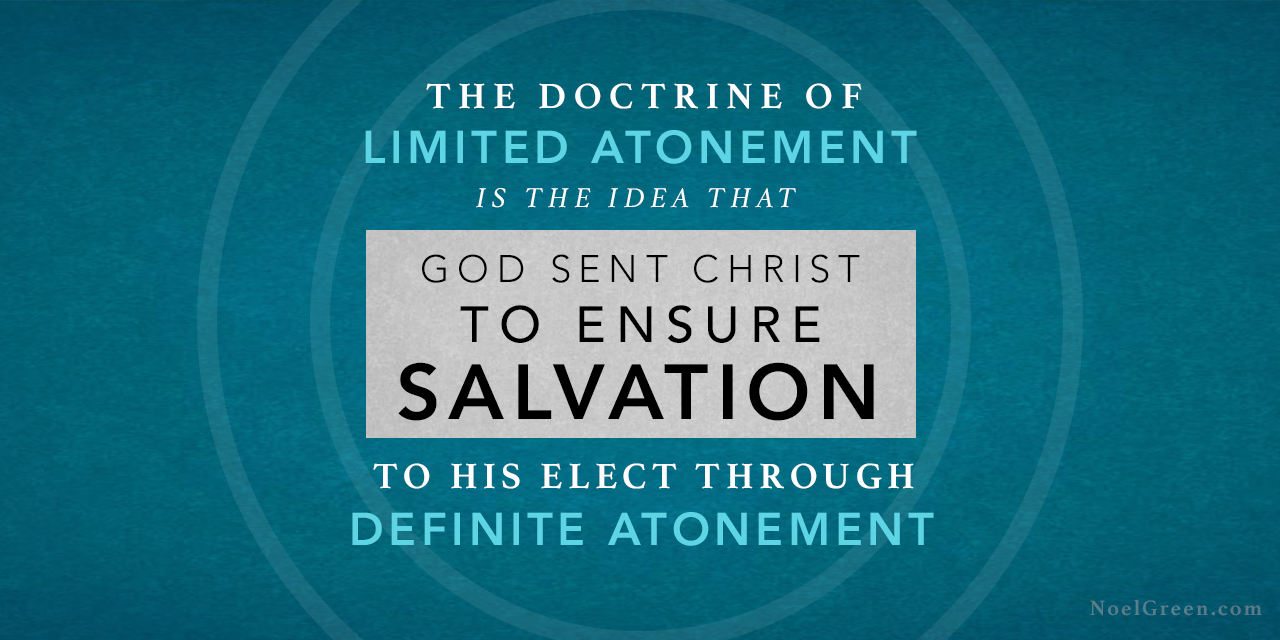 How Is Limited Atonement Fair?