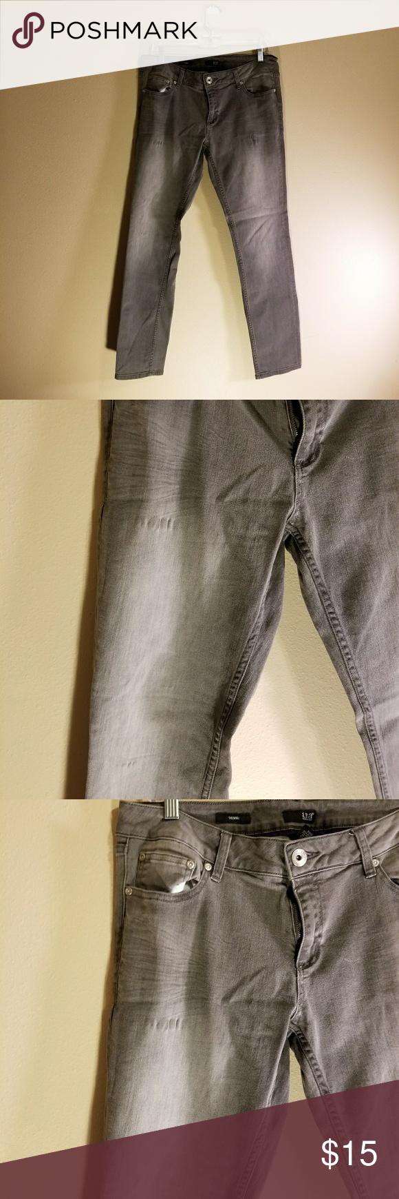 a6d8e2b944668 ANA gray skinny jeans