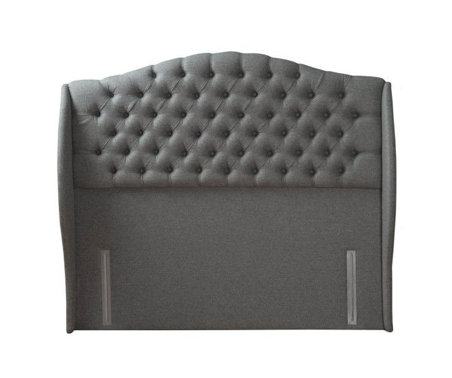 Sealy Posturepedic Richmond Floorstanding Fabric Headboard