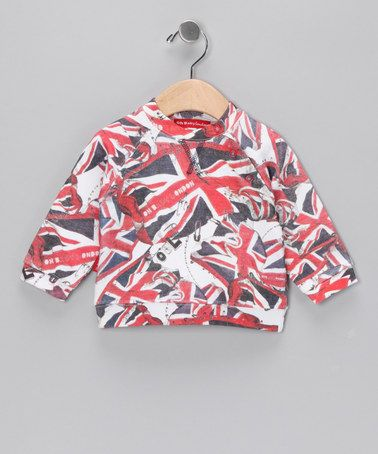 d956401bf556 LOVE LOVE LOVE!!! Take a look at this Union Jack Sweatshirt - Infant ...